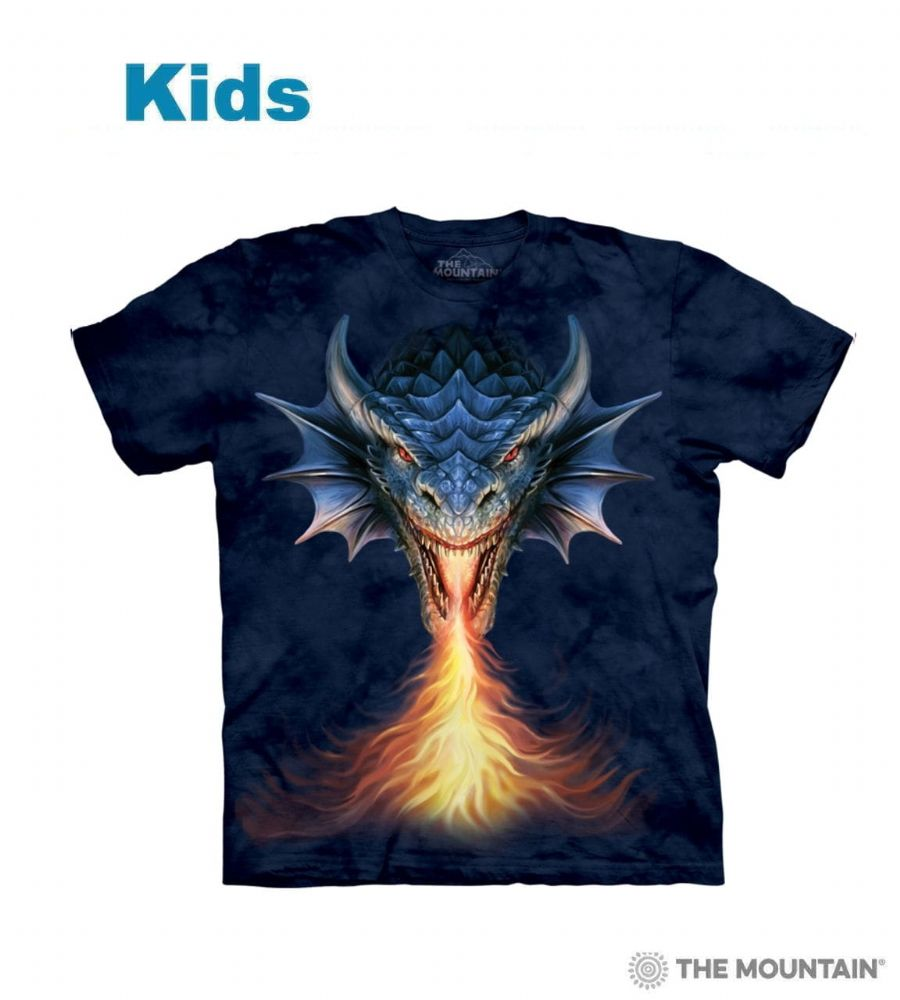 Fire Breather - Kids Dragon T-shirt - The Mountain®